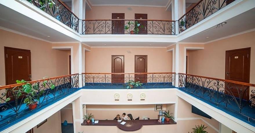 Официальное фото Отеля Ас-Эль  звезды