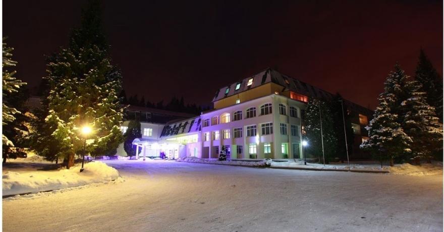 Официальное фото Парк-отеля Атлас  звезды