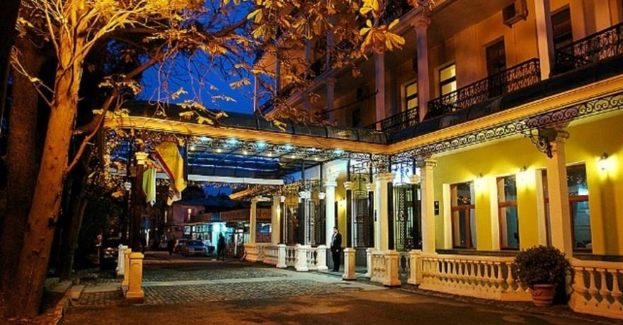 Официальное фото Гостиницы Палас 3 звезды