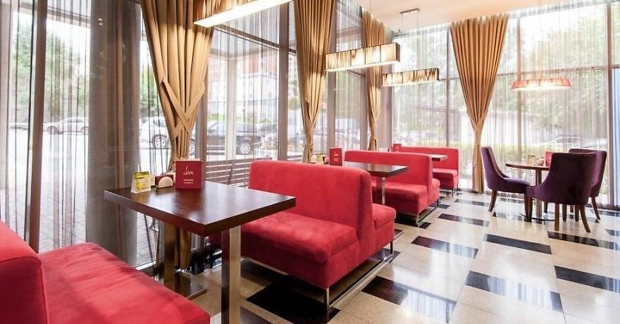 Официальное фото Бизнес-отеля Гранд Авеню 3 звезды
