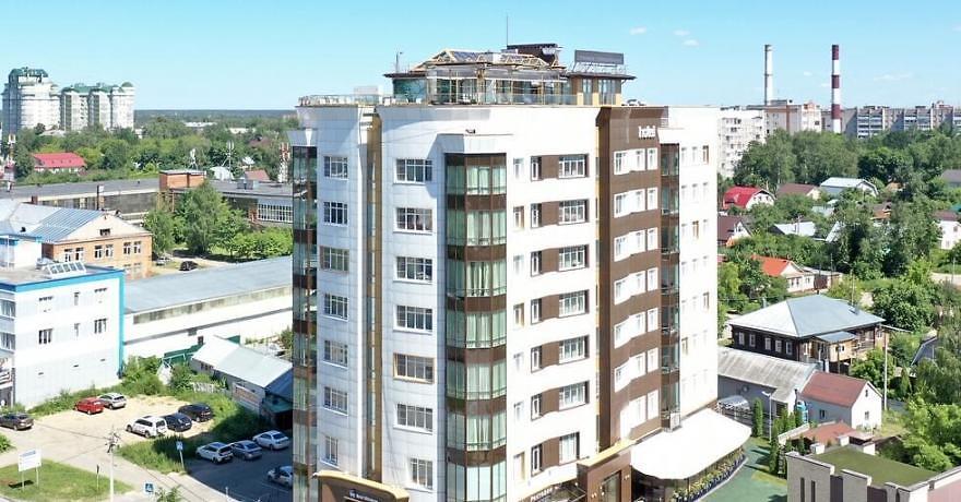 Официальное фото СПА-Отеля Бест Вестерн Русский Манчестер 4 звезды