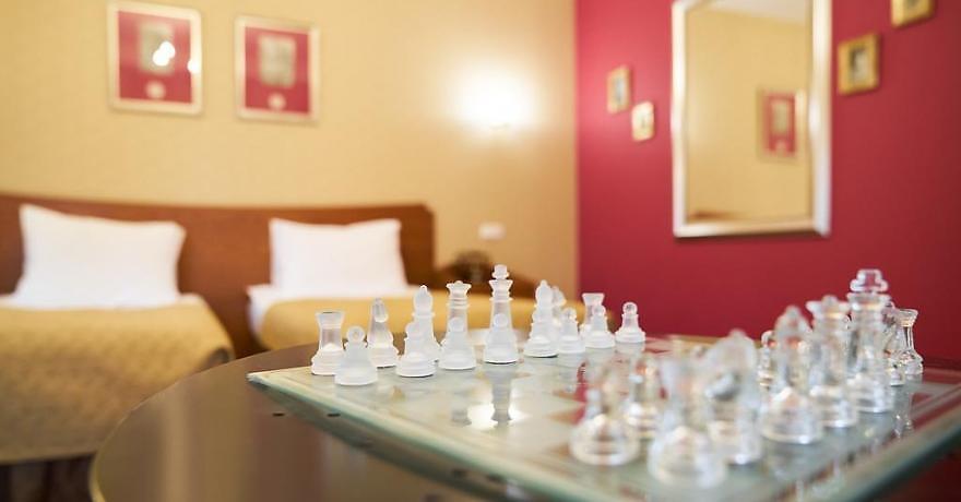Официальное фото Гостиницы Адмиралтейская 3 звезды