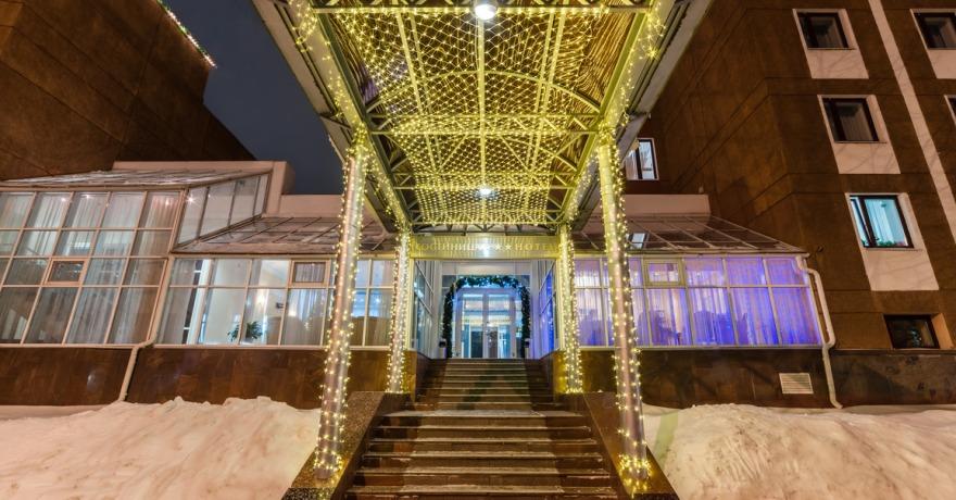 Официальное фото Отеля Яротель Центр 3 звезды