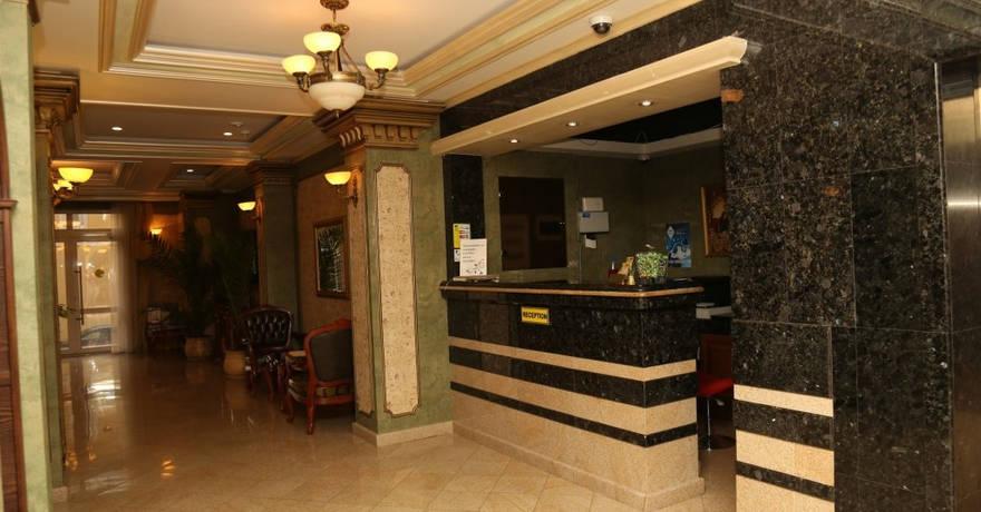 Официальное фото Отеля Баунти 3 звезды
